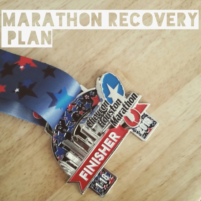 Finding a marathon recovery plan