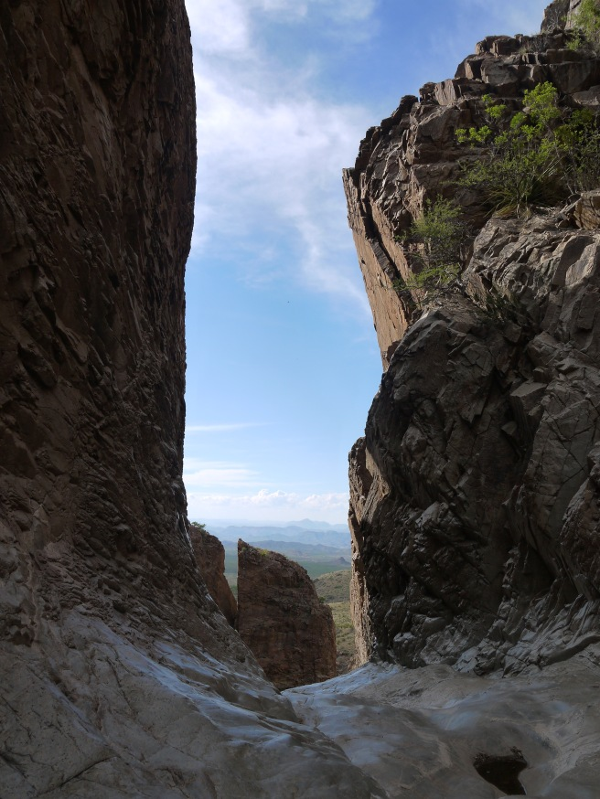 The Window, Big Bend National Park